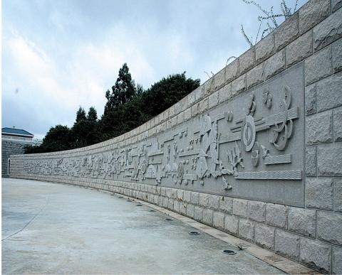 惠安崇武镇文化广场浮雕--(闽南风情)